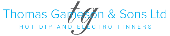 Gameson & Sons Website Retina Logo